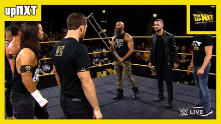 upNXT 10/23/19: Bálor Club Is Not For Everyone