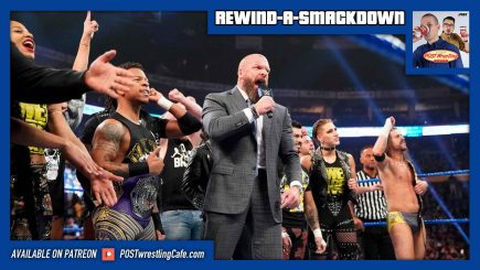 RASD 11/1/19: NXT invades SmackDown, Saudi Arabia flight delays
