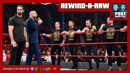 RAR 11/4/19: Adam Cole vs. Seth Rollins, WWE-Saudi Arabia