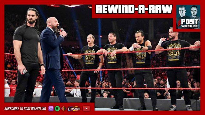 RAR 11/4/19: Adam Cole vs. Seth Rollins, WWE-Saudi Arabia