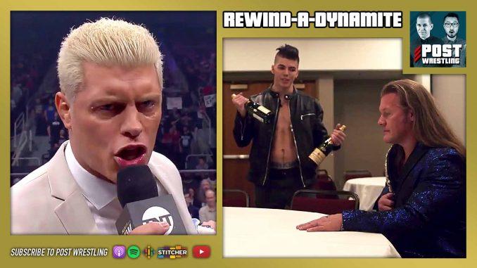 REWIND-A-DYNAMITE 11/6/19: AEW Full Gear Go-Home Show