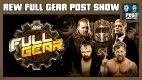 AEW Full Gear POST Show