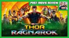 POST MOVIE REVIEW – Thor: Ragnarok (2017)