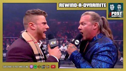 REWIND-A-DYNAMITE 11/13/19: Sky2J, CM Punk-WWE Backstage