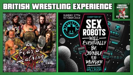 BWE 11/15/19: Progress Chapter 97, ICW Fear & Loathing 12, Rev Pro