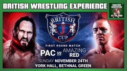BWE 11/29/19: Rev Pro British J Cup, Survivor Series Weekend, Mail Bag