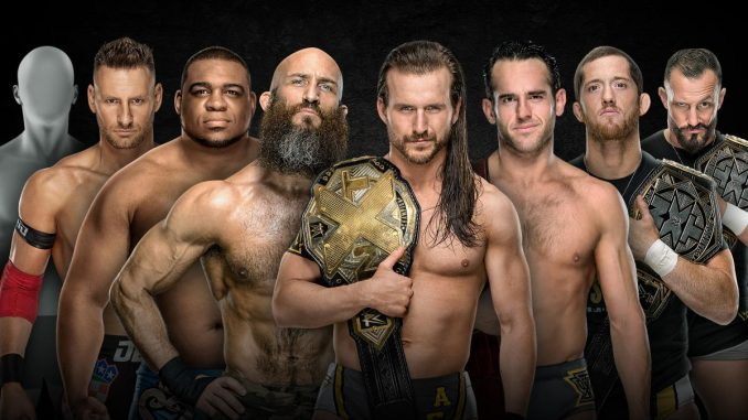 Nxt Takeover War Games 2019 Report From The Allstate Arena