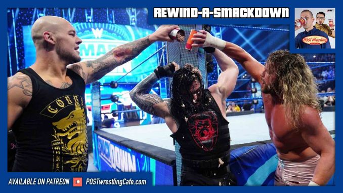 REWIND-A-SMACKDOWN 12/6/19: It's Reigning Cats and Dogs