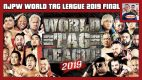 NJPW World Tag League 2019 Final POST Show