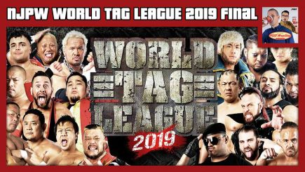 NJPW World Tag League 2019 Final POST Show
