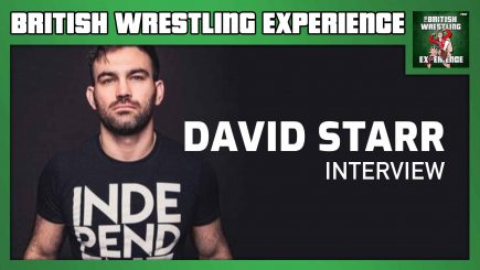 British Wrestling Experience: David Starr Interview