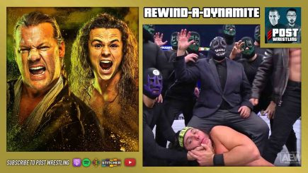 REWIND-A-DYNAMITE 12/18/19: Jericho vs. Jungle Boy, Dark Order, NWA Power