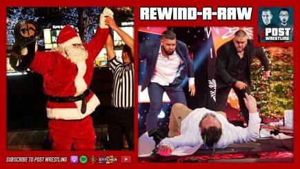 REWIND-A-RAW 12/23/19: Raw Humbug