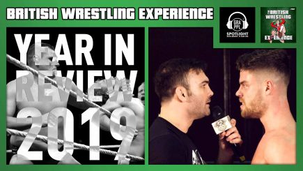 BRITISH WRESTLING EXPERIENCE 12/27/19: Year In Review 2019