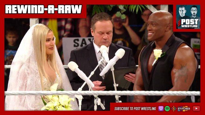 REWIND-A-RAW 12/30/19: Whoa, Liv-in' On A Prayer (Lana-Lashley Wedding)