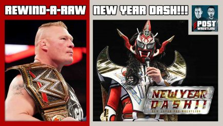 REWIND-A-RAW 1/6/20: WWE Raw & NJPW New Year Dash!!! w/ WH Park