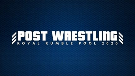 Entry form for POST Wrestling's Royal Rumble 2020 pool. Winners will be announced on our shows next week following the WWE Royal Rumble.