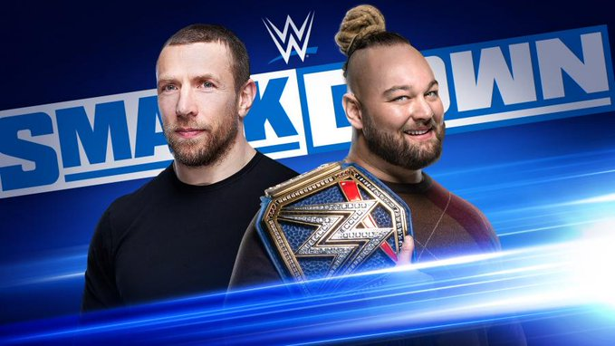 WWE SmackDown Preview (24/01/20): Contract Signing, Huge Tag Team Match 2