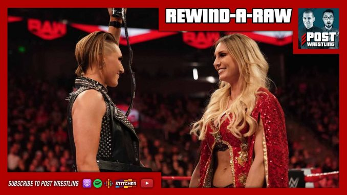 Rewind-A-Raw 2/3/20: Believe It Or Not, Ripley on Raw