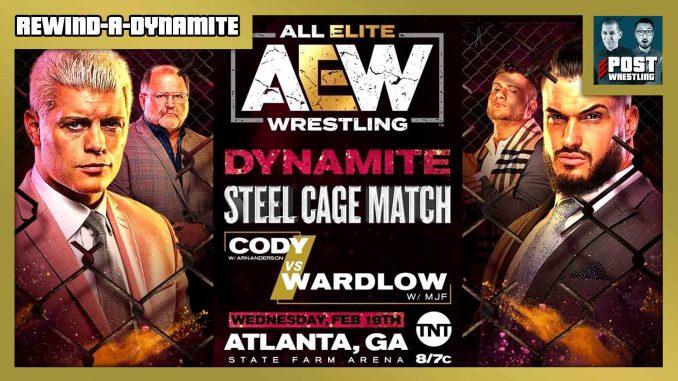 Rewind-A-Dynamite 2/19/20: AEW's First Battle of Atlanta