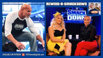 Rewind-A-SmackDown 2/21/20: Goldberg Returns, Café de Renee, Wai vs. Rogers
