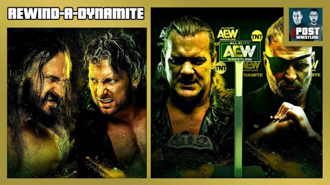Rewind-A-Dynamite 2/26/20: Revolution Go-Home, Ruthless Aggression Ep. 3