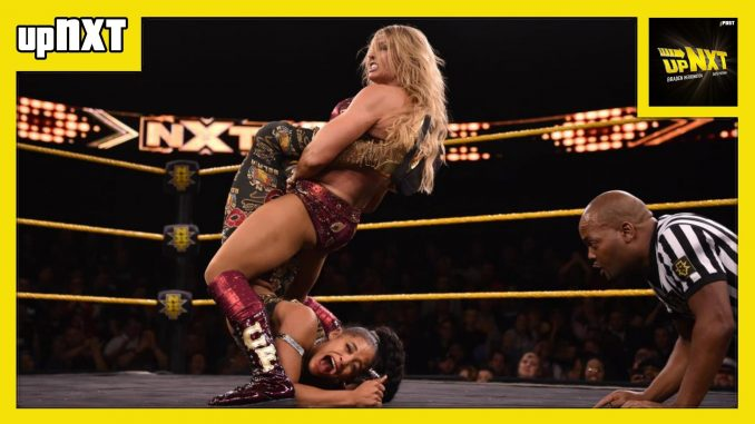 "upNXT 2/26/20: ""The Fresh Queen of Belair"""