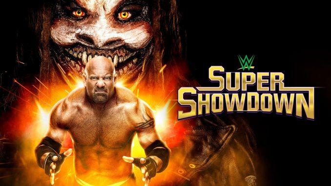 Wwe Super Showdown 2021