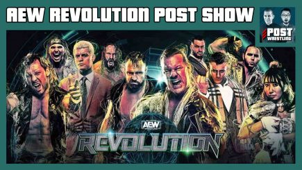 AEW Revolution POST Show
