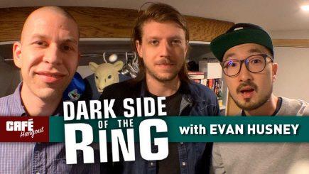 Café Hangout: Dark Side of the Ring's Evan Husney In-Studio