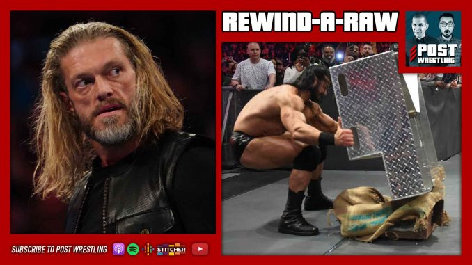 Rewind-A-Raw 3/9/20: The Deadman Mark McCool