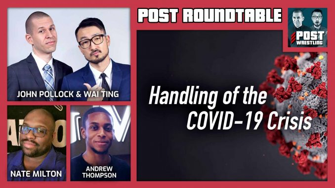 POST Roundtable: Handling of the COVID-19 Crisis