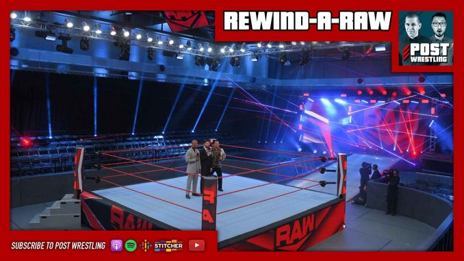 Rewind-A-Raw 3/16/20: WrestleMania moved to the WWE PC