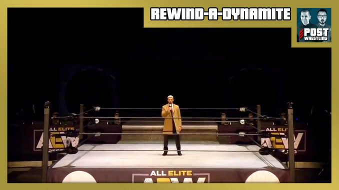 John Pollock and Wai Ting review AEW Dynamite from an empty Daily's Place in Jacksonville, Florida highlighted by the debut of Matt Hardy.