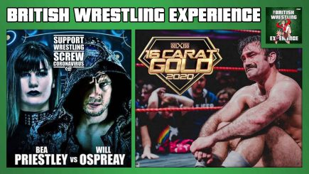 British Wrestling Experience: COVID-19 Crisis in Euro Wrestling, wXw 16 Carat Gold, WrestleTalk Showcase