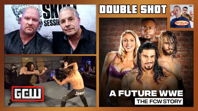 "DOUBLE SHOT: FCW documentary, Austin-Bret Interview, GCW ""Social Distance"" Match"