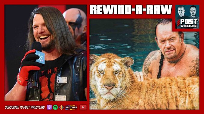 Rewind-A-Raw 3/23/20: Too Legit to Grit