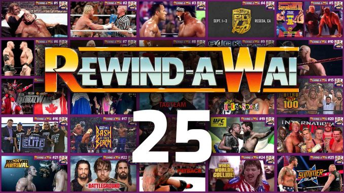 GIVE-A-WAI: The first 25 editions of Rewind-A-Wai are now available for free