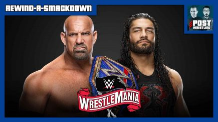 Rewind-A-SmackDown 3/27/20: Latest on WrestleMania Changes