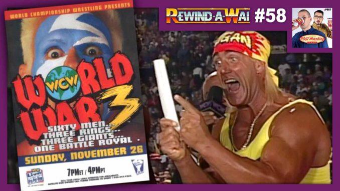 REWIND-A-WAI #58: WCW World War 3 (1995)
