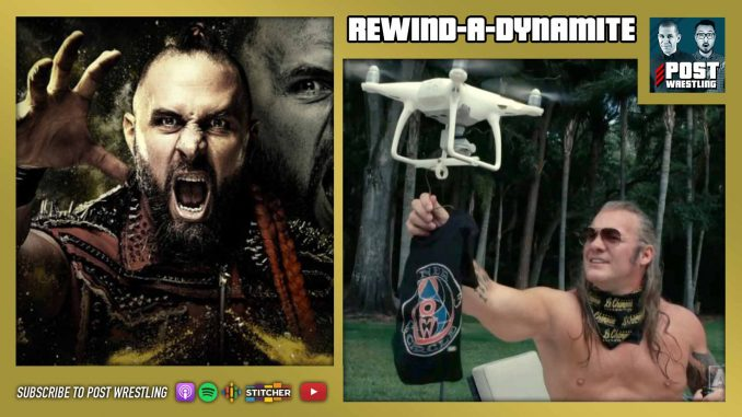 """Rewind-A-Dynamite 4/1/20: """"Release the Hounds"""""""