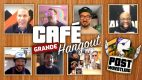 Café Grande Hangout: Live Charity Q&A with Special Guests