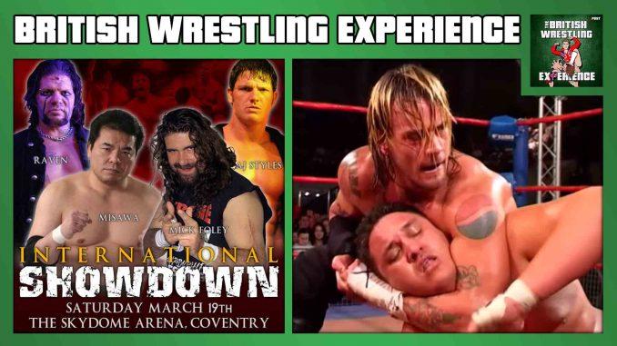 BWE Retro Edition: TWC International Showdown (2005)