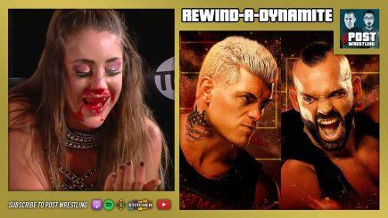 Rewind-A-Dynamite 4/8/20: TNT Championship Tournament begins