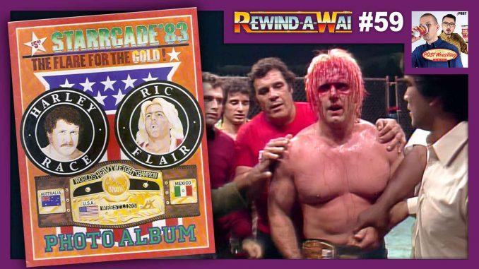 REWIND-A-WAI #59: NWA Starrcade (1983)