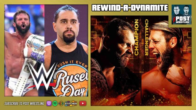 Rewind-A-Dynamite 4/15/20: Massive Cuts at WWE