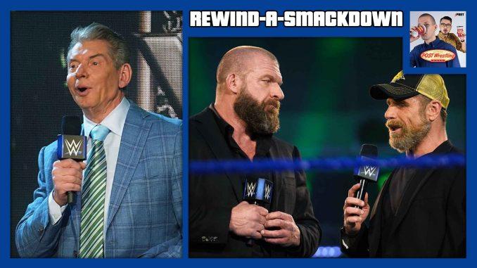 """Rewind-A-SmackDown 4/25/20: """"Let's Wrap it Up, Padre"""""""