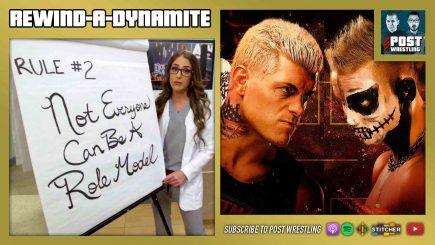 Rewind-A-Dynamite 4/29/20: TNT Championship Semi-Finals