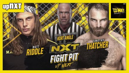 "upNXT 5/27/20: ""Fight Pit!"""
