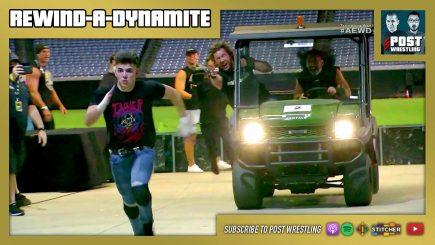 Rewind-A-Dynamite 5/6/20: AEW Goes Live, Tony Khan on Empty Arenas